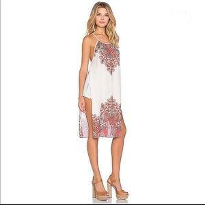Free people Starry Sky Printed Tunic in